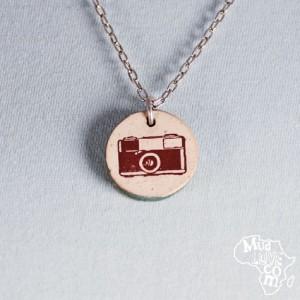 ChainPendantCameraSilver
